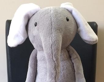 Large Cuddly Elephant