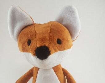 Cuddly Fox Plush