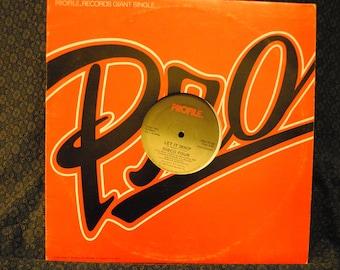 Disco Four Whip Rap Record LP Album