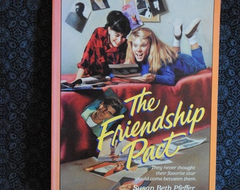 The Friendship Pact by Susan Beth Pfeffer 1986