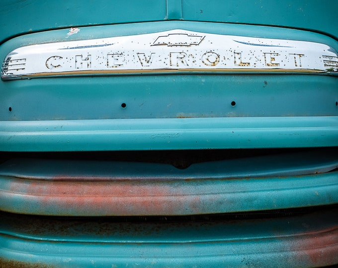 BLUE CHEVY 01