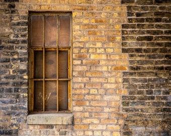 WINDOW, NO WINDOW   photograph