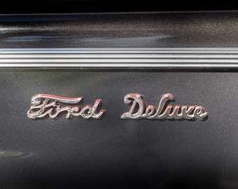 l| FORD DELUXE