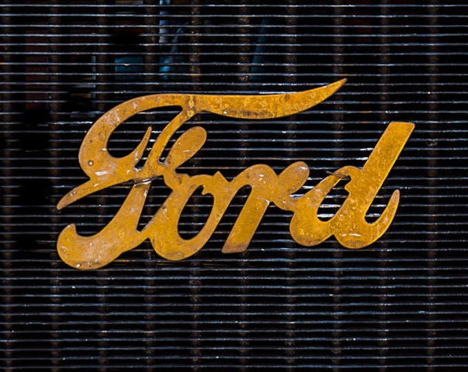 FORD IS GOLDEN