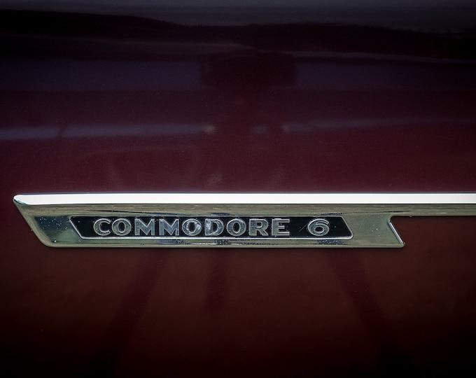 HUDSON 02 (Commodore 6)