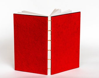 "bn| READY RED | ~6x3.5"" notebook"