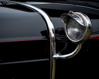 FORD T (sidelight) | photograph