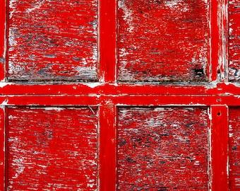 s| RED DOOR