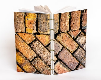 "bn| BOOK PAVERS | ~6x3.5"" notebook"