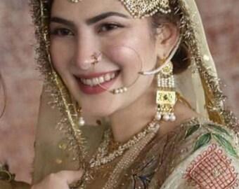 Bridal Nath Etsy