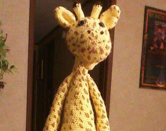 Genevieve the Giraffe