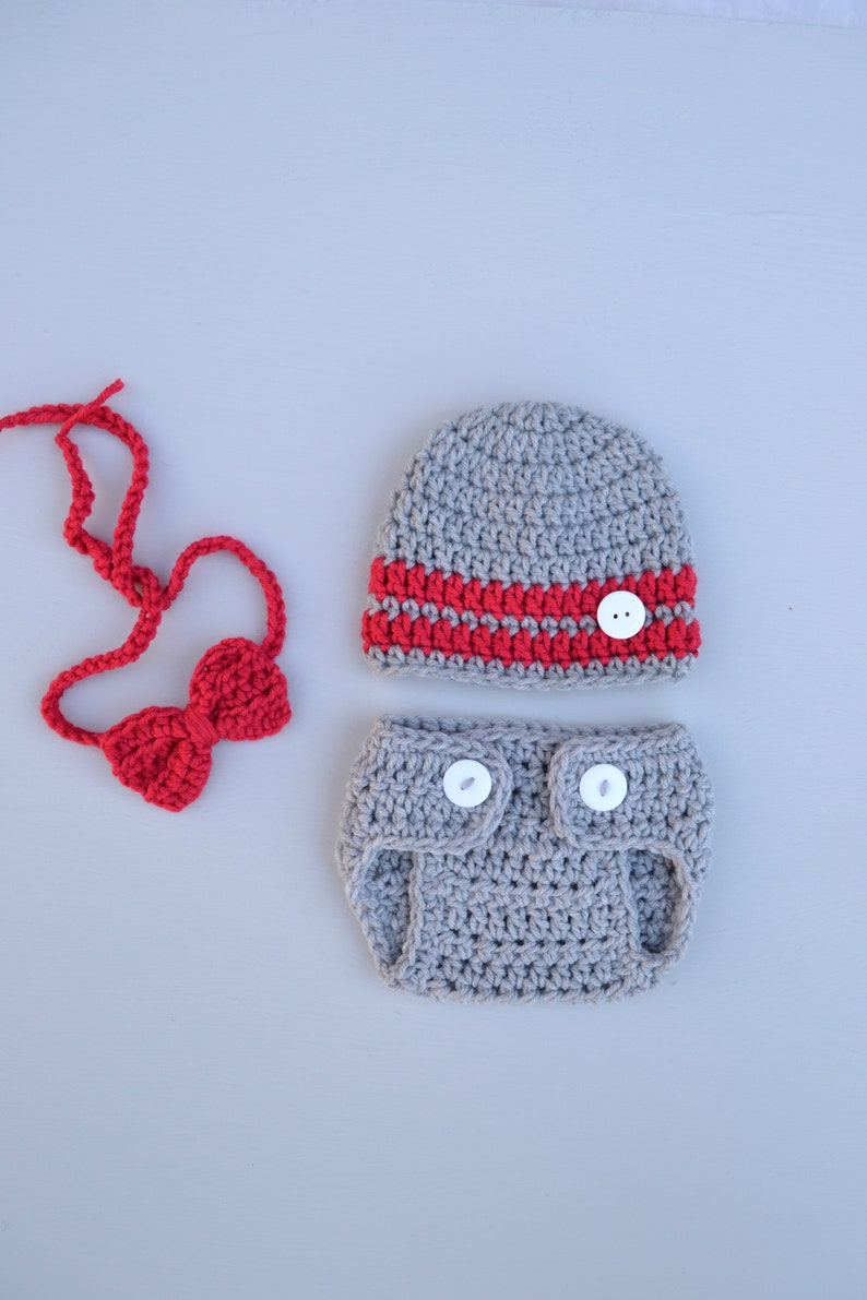 d5fb70109 Newborn Boy Photo Outfit Baby Boy Clothes Crochet Baby Outfit Newborn Boy  Girl Outfit Crochet Photo Prop Outfit Baby Boy Girl Set For Photo