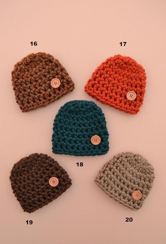 Baby Boy Hat Beanie, Crochet Baby Hat, Newborn Baby Hats, Baby Hats For  Boys, Newborn Hats, Baby Boy Caps, Baby Boy, Boy Hats