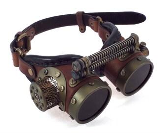 c68ac0fb83b Steampunk Goggles