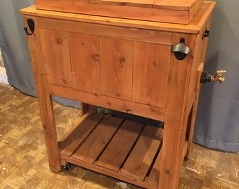 Cedar Ice Chest- LOCAL PICKUP ONLY