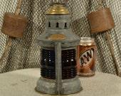 Geo. B. Carpenter Co Combination Port Starboard Nautical Lantern