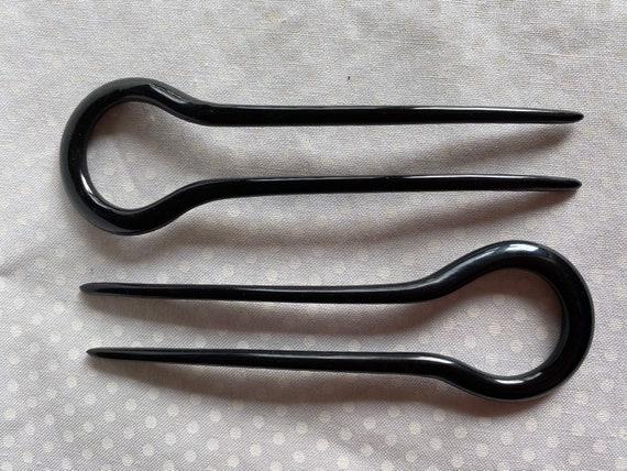 Antique Bakelite Classic Hairpins Vintage Hairpin