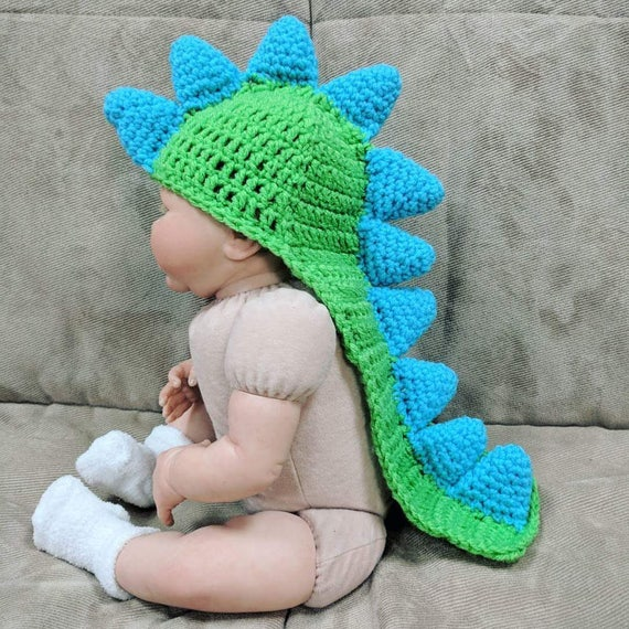 b6703f773 Newborn Dinosaur Costume/Baby Dinosaur Photo Props/Newborn Dinosaur  Outfit/Baby Shower Gift/Baby Dinosaur Outfit/Newborn Halloween Costume