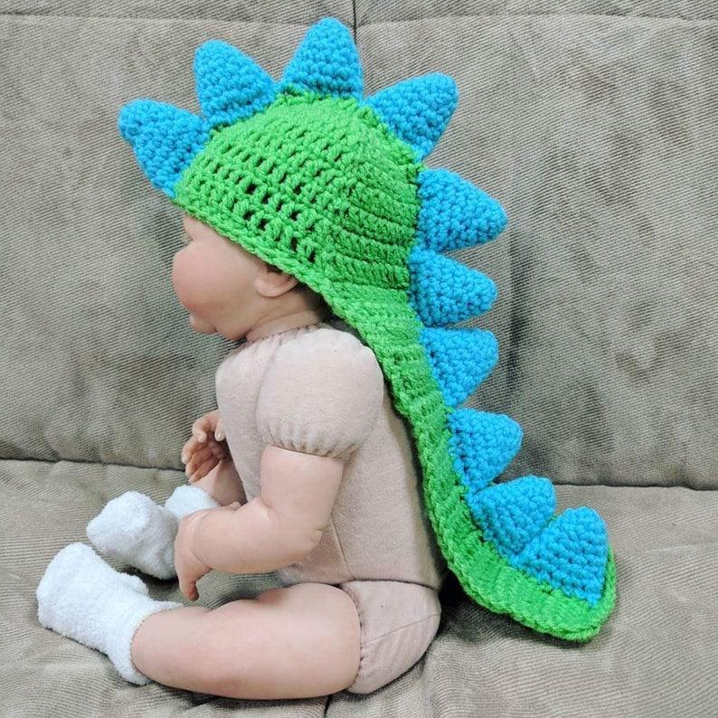 ff430352b0e3 Newborn Dinosaur Costume Baby Dinosaur Photo Props Newborn