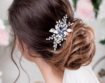 Das Beste Blüten Strass Haarnadel Braut Kommunion Hochzeit Haarschmuckk Weiß Bestellungen Sind Willkommen. Hochzeit & Besondere Anlässe