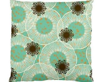 Decorative Outdoor throw Cushion aqua Pillow Covers Case Beach Ocean jellyfish animone