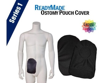 PouchWear ReadyMade Ostomy Pouch Cover | Series 1