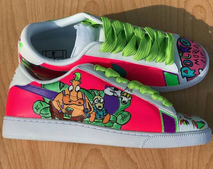 Featured listing image: Rocko Throwbacks