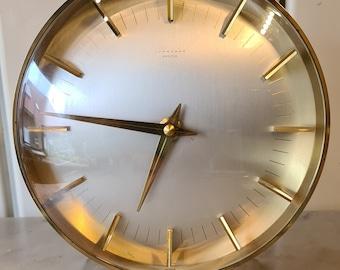 Vintage Junghans Meister  mantel clock
