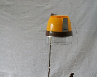 Vintage Sunbeam floor standing hairdryer
