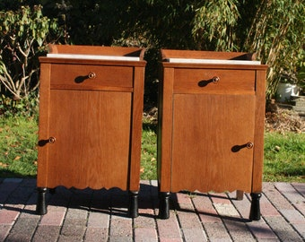 furniture & sewing boxes