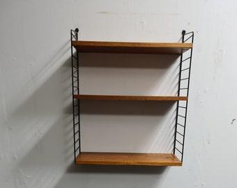 Vintage Nisse Strinning shelving unit