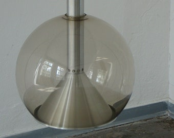 Vintage 70s pendant light by Erco