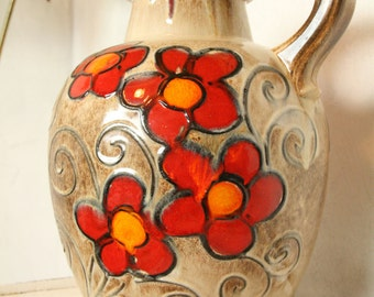 west german pottery by scheurich 486 -38