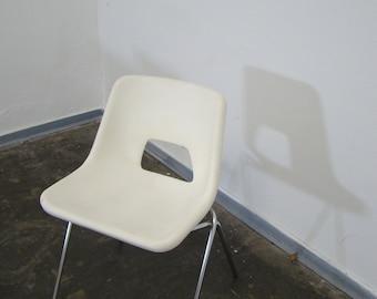 Vintage Ikea chair design by Niels Gammelgaard