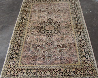 vintage Persian style rug