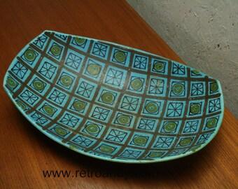 Vintage italian ceramic plate or bowl