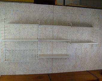 Vintage Nisse Strinning wall system