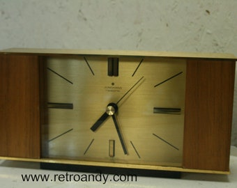 Vintage Junghans mantel clock