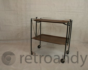 vintage bar or tea trolly
