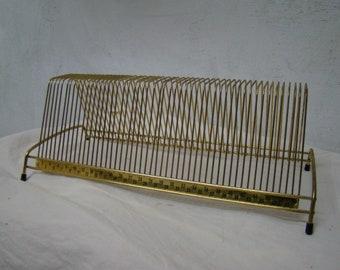 Vintage record holder or rack