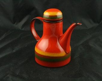 Vintage 70s tea pot by Fürstenburg