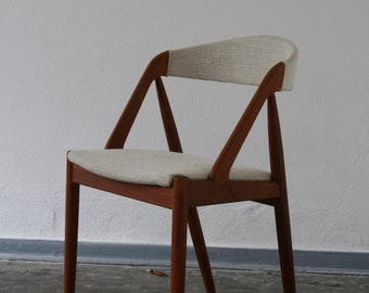 Vintage Kia Kristiansen chair model 31  for Shou Andersen