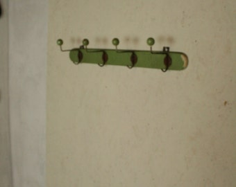 Chabby Chic  ,50s ,vintage coat rack