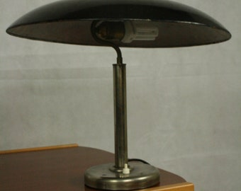 Vintage Bauhaus desk lamp