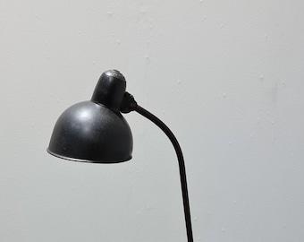 Vintage Bauhaus industrial desk light by Christian Idell for Kaiser leuchten