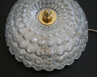 Vintage Hollywood Regency ceiling light  [plafoniere] by Limburg