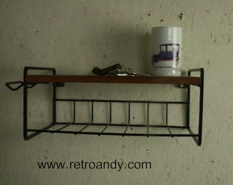 MCM string like telephone-key shelf or table