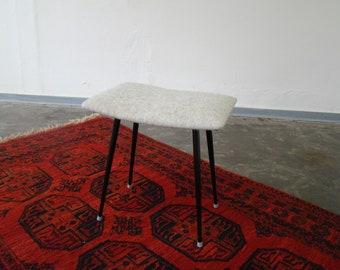 Vintage 50s stool