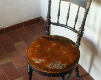 Antique Danish dinning chair
