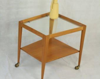 Vintage Bar cart or tea trolley